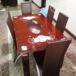 Top Class Glass Dining Table | Furniture for sale in Lagos State, Ikoyi