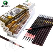 Maries Soft Medium Hard Black Sketch Charcoal Pencil 4 Sketchng Drawng | Arts & Crafts for sale in Lagos State, Lagos Island