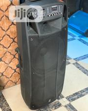 Soundprince 18' Double Loud Speaker PA System | Audio & Music Equipment for sale in Lagos State, Ojo