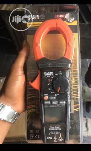 Klein Tools Clamp Meter | Measuring & Layout Tools for sale in Lagos State, Ojo