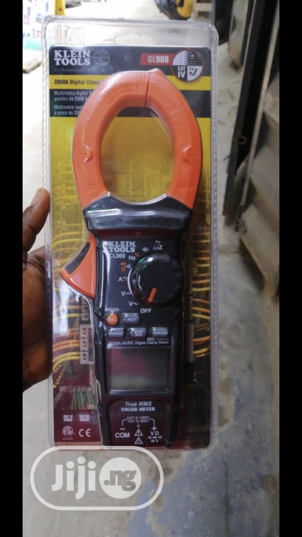 Digital Clamp Meter, Klein Tools