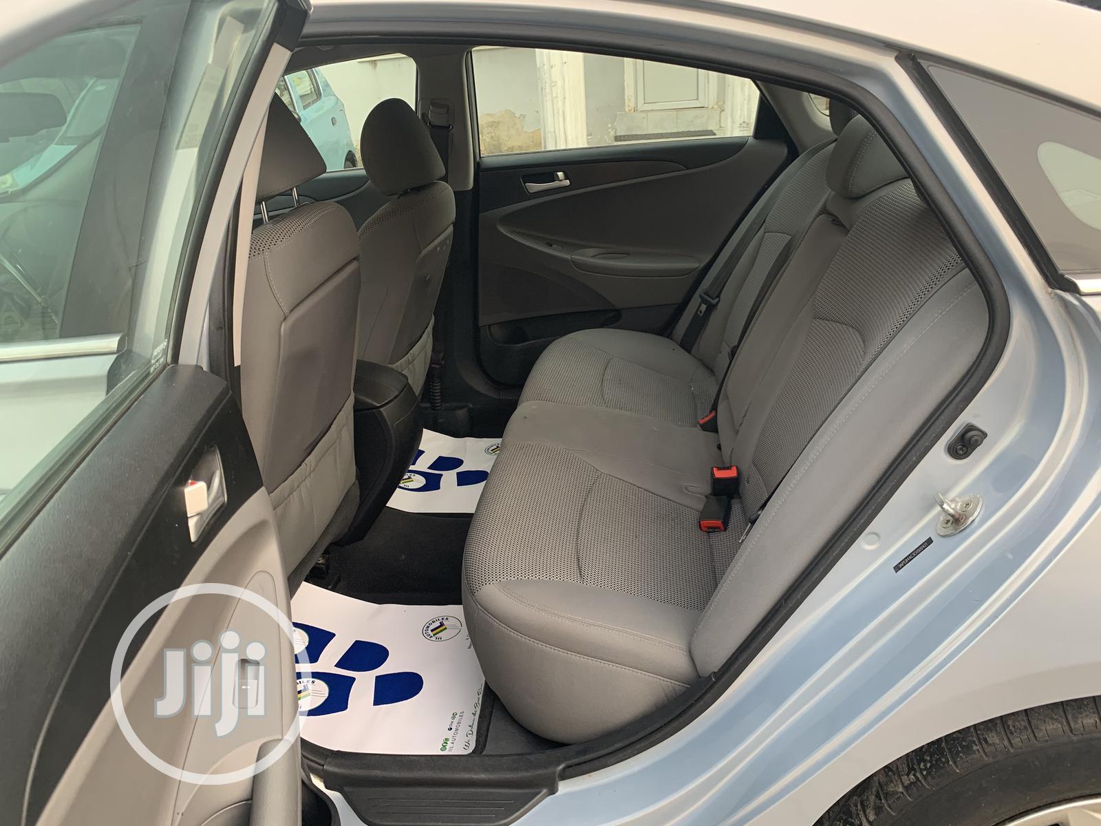 Hyundai Sonata 2012 Blue   Cars for sale in Lekki Phase 2, Lagos State, Nigeria