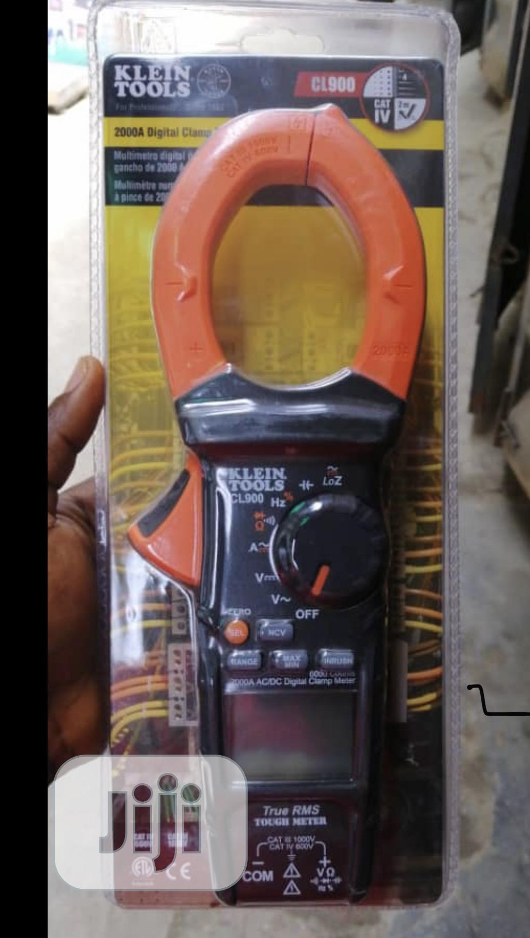 Digital Clamp Meter, Klein Tools CL900