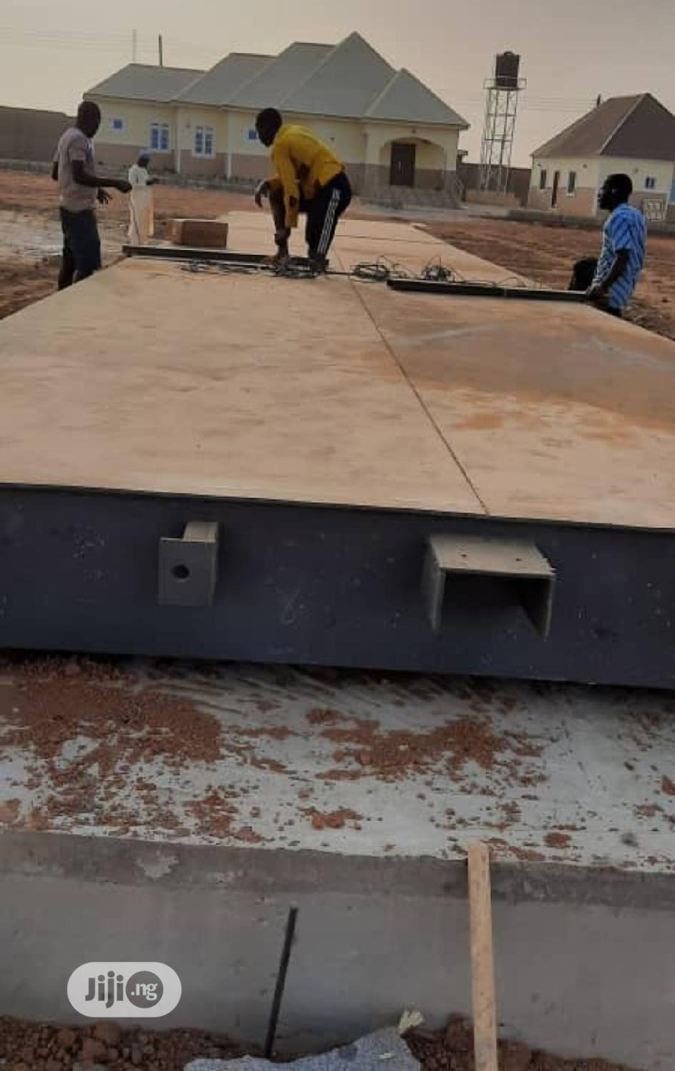 100tons Weighing Bridge | Manufacturing Equipment for sale in Ojo, Lagos State, Nigeria