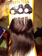 Hi Selection Peruvian Hair 14inches With Full Closure | Hair Beauty for sale in Kaduna State, Chikun