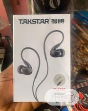 Takstar TS2260 In-ear Earphone | Headphones for sale in Lagos State, Ojo