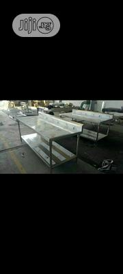 Work Table 6ft | Restaurant & Catering Equipment for sale in Lagos State, Ojo