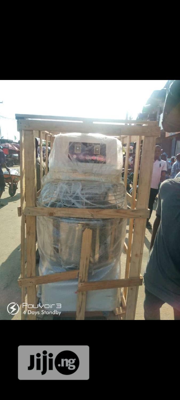 One Bag Dough Mixer 50kg 2020