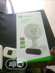 DC Rechargeable Table Fan   Home Appliances for sale in Lagos State, Ojo