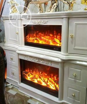 Exotic Fireplace   Furniture for sale in Lagos State, Ilupeju
