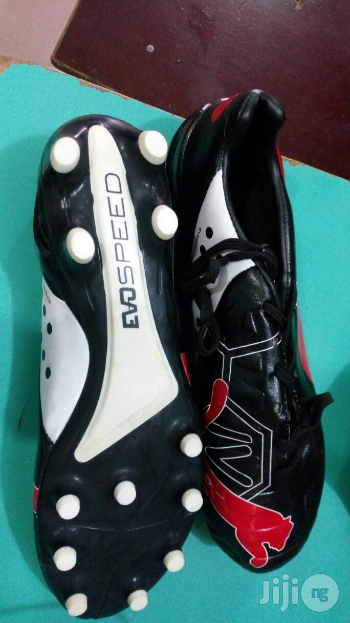 High Quality Puma Boot Size 41