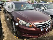 Honda Accord 2010 Red | Cars for sale in Lagos State, Apapa