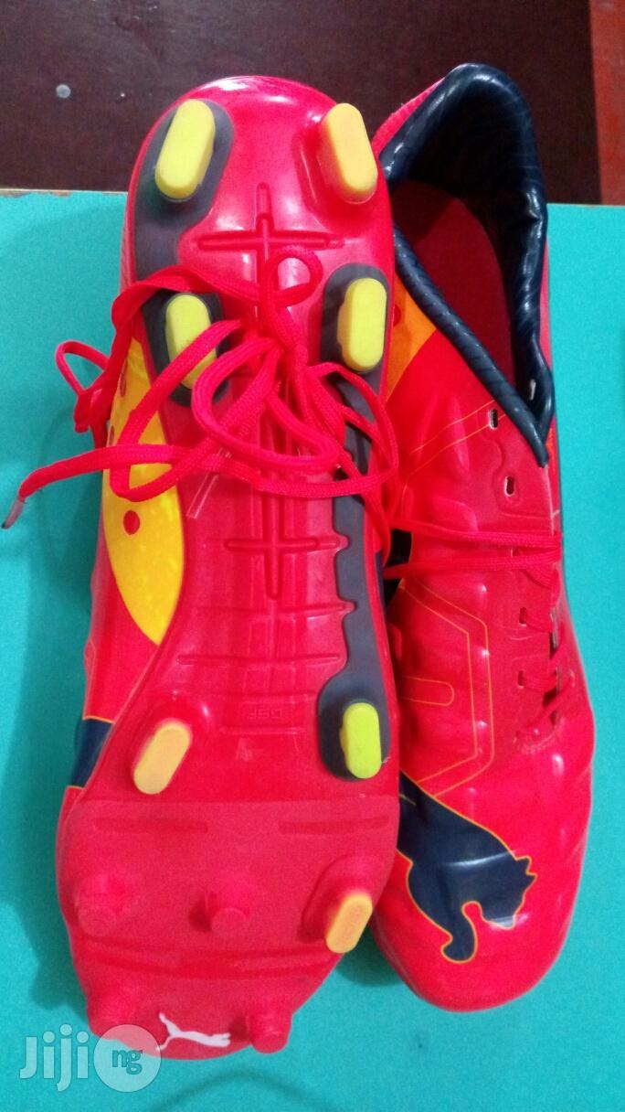 Size 40 Nd 41 Puma Boot