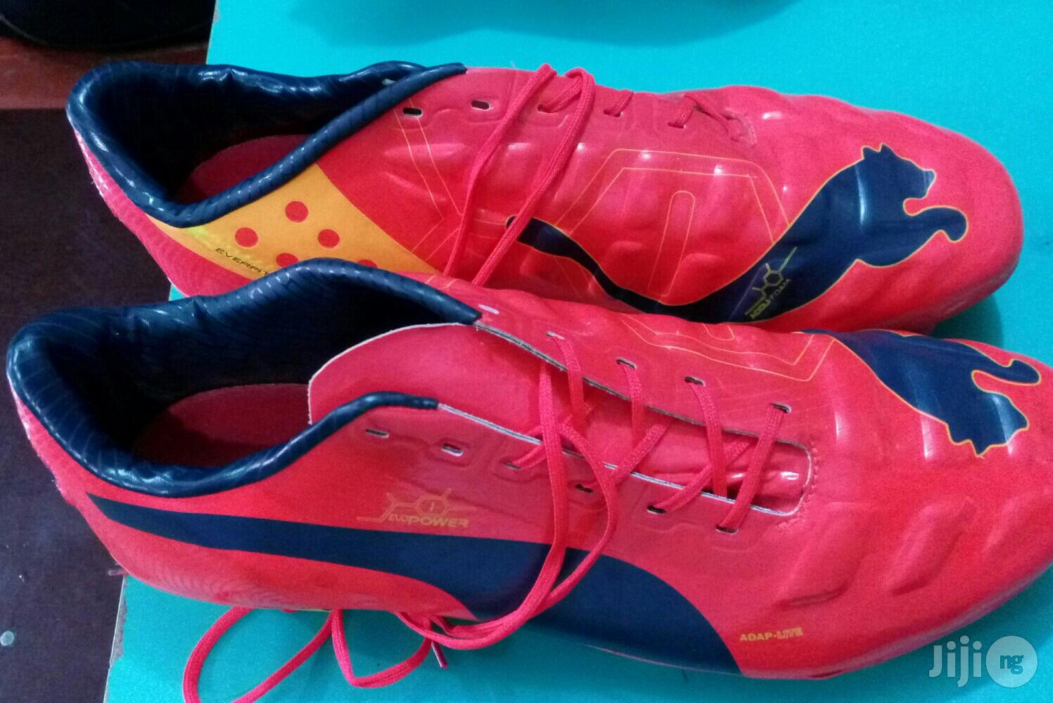 Size 40 Nd 41 Puma Boot | Shoes for sale in Ikeja, Lagos State, Nigeria