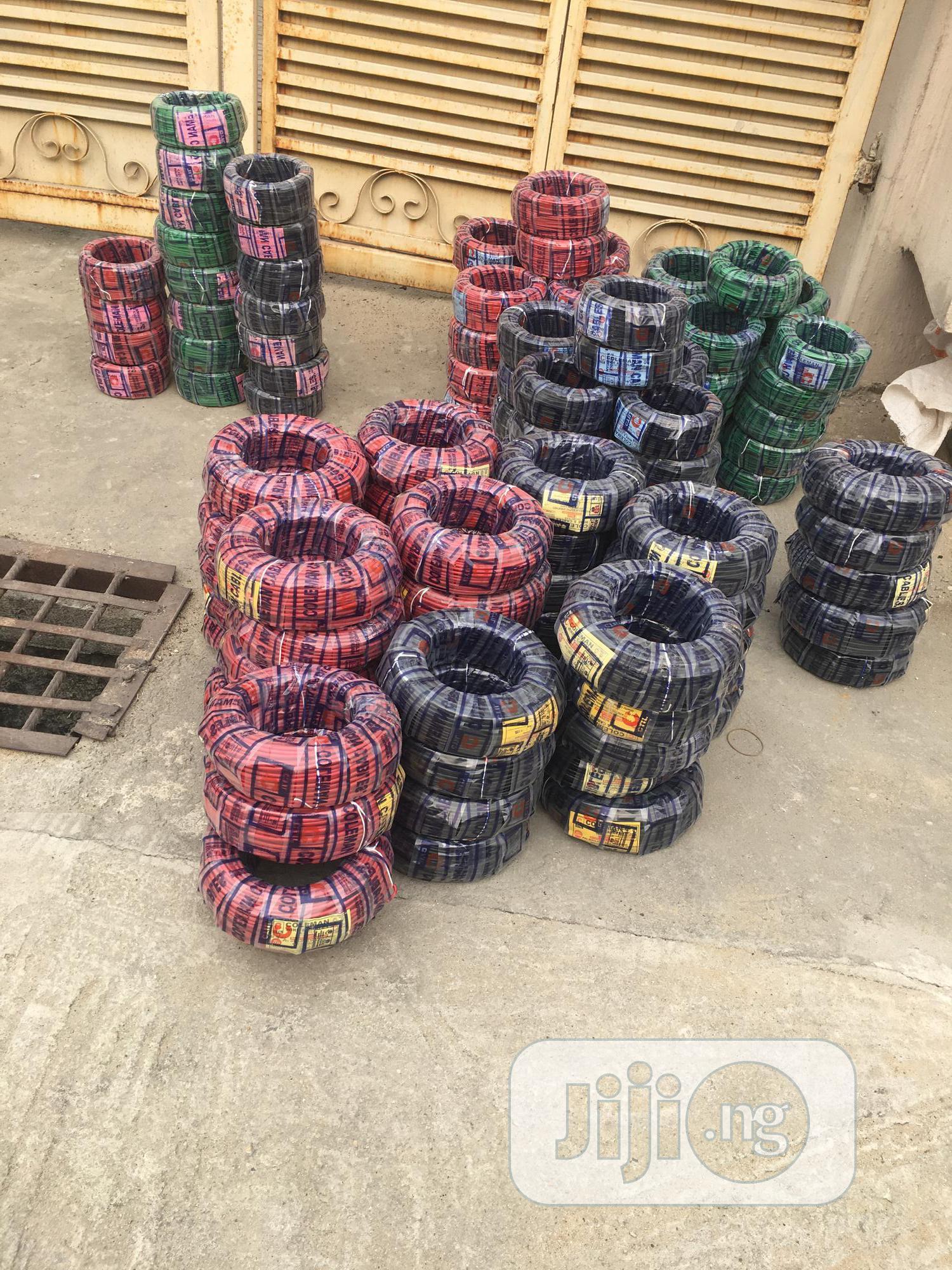 2.5 Mm Coleman Cables