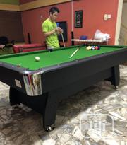 8feet Snooker Board With Accessories | Sports Equipment for sale in Abuja (FCT) State, Asokoro