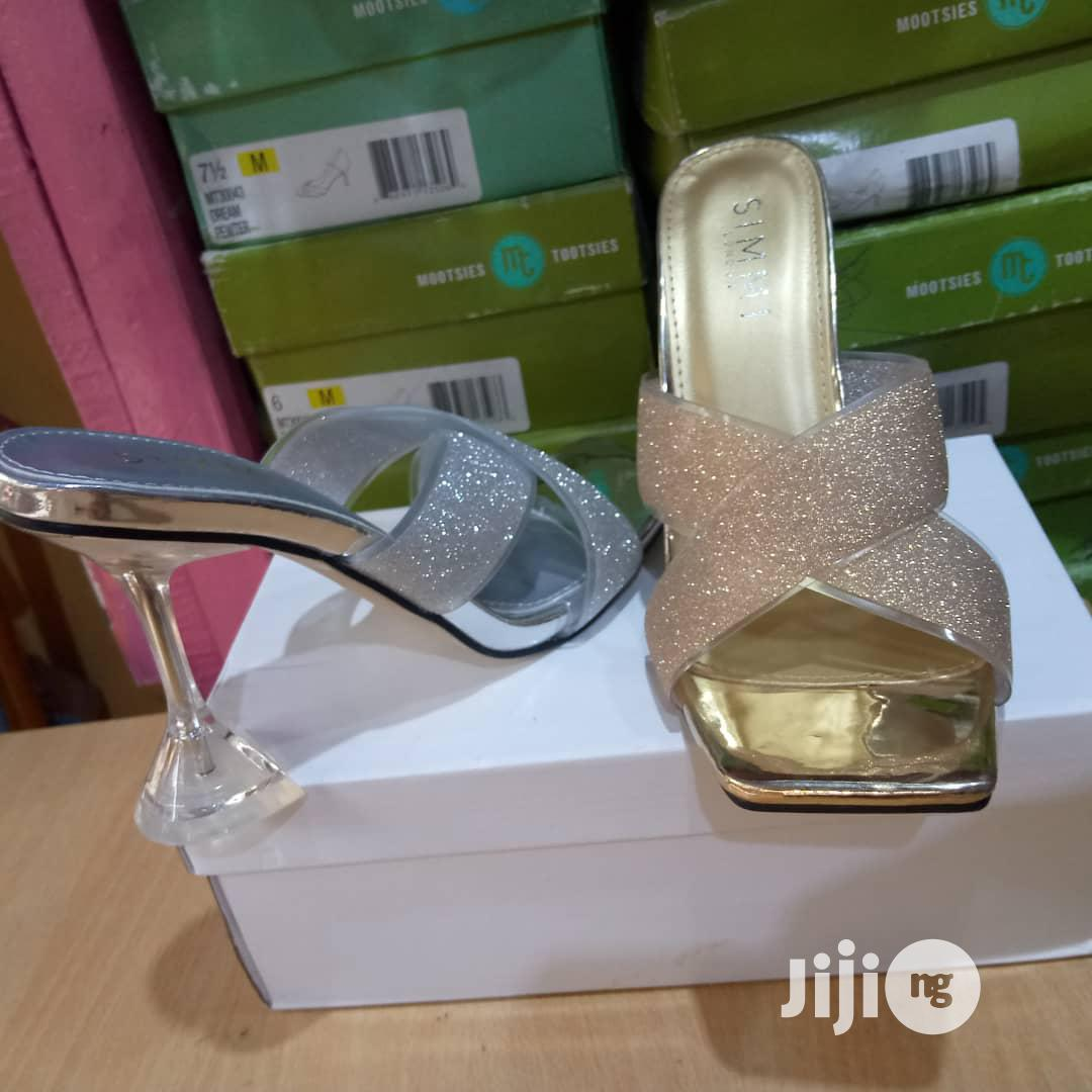 New Quality Female Heel Shoes