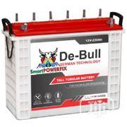 De Bull 12v 230ah Tall Tubular Battery | Solar Energy for sale in Abuja (FCT) State, Dutse-Alhaji