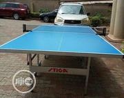 Stiga Table Tennis Board With Accessories | Sports Equipment for sale in Lagos State, Ikeja