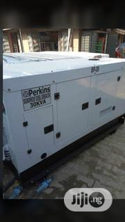 Perkins 30kva Soundproof Generator   Electrical Equipment for sale in Lagos State, Ojo