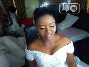 Bridal White Wedding Makeup   Health & Beauty Services for sale in Abuja (FCT) State, Gwarinpa