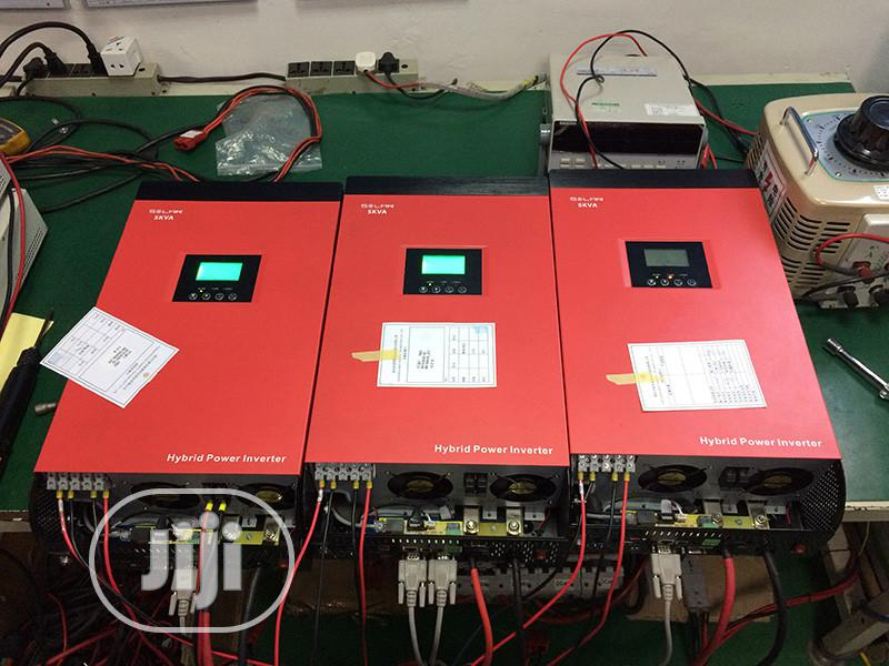 Solar And Inverter, Sales And Installations | Solar Energy for sale in Alimosho, Lagos State, Nigeria
