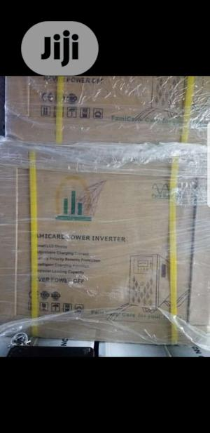 3.5kva 24volts Famicare Inverter Available   Solar Energy for sale in Lagos State, Ojo