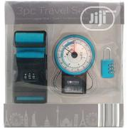 3 Piece Luggage Travel Scale, Bag Holder And Key Set - Blue | Bags for sale in Lagos State