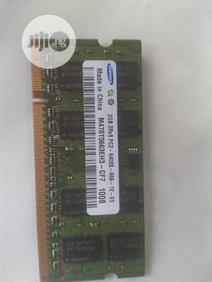 2GB DDR2 Laptop Memory | Computer Hardware for sale in Lagos State, Ikeja