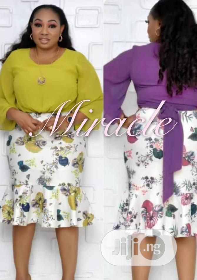 Archive: Lovely Skirt and Blouse