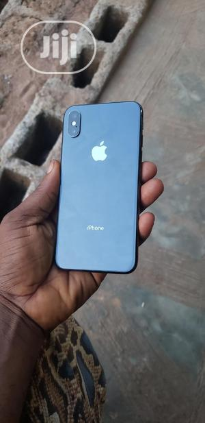 Apple iPhone X 64 GB Black | Mobile Phones for sale in Ogun State, Ijebu Ode