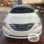 Hyundai Sonata 2013 White | Cars for sale in Lagos State, Amuwo-Odofin