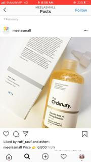 The Ordinary Glycolic Acid 7% Toning Solution   Skin Care for sale in Lagos State, Ikeja