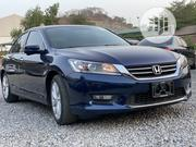 Honda Accord 2015 Blue | Cars for sale in Abuja (FCT) State, Central Business Dis