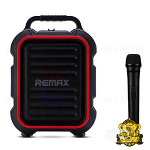 X3 Remax Song K Outdoor Wireless Speaker With Microphone   Audio & Music Equipment for sale in Lagos State, Ikeja