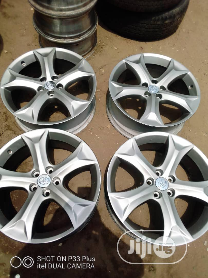 20 Rim For Toyota Venza For Sale | Vehicle Parts & Accessories for sale in Lagos State, Nigeria