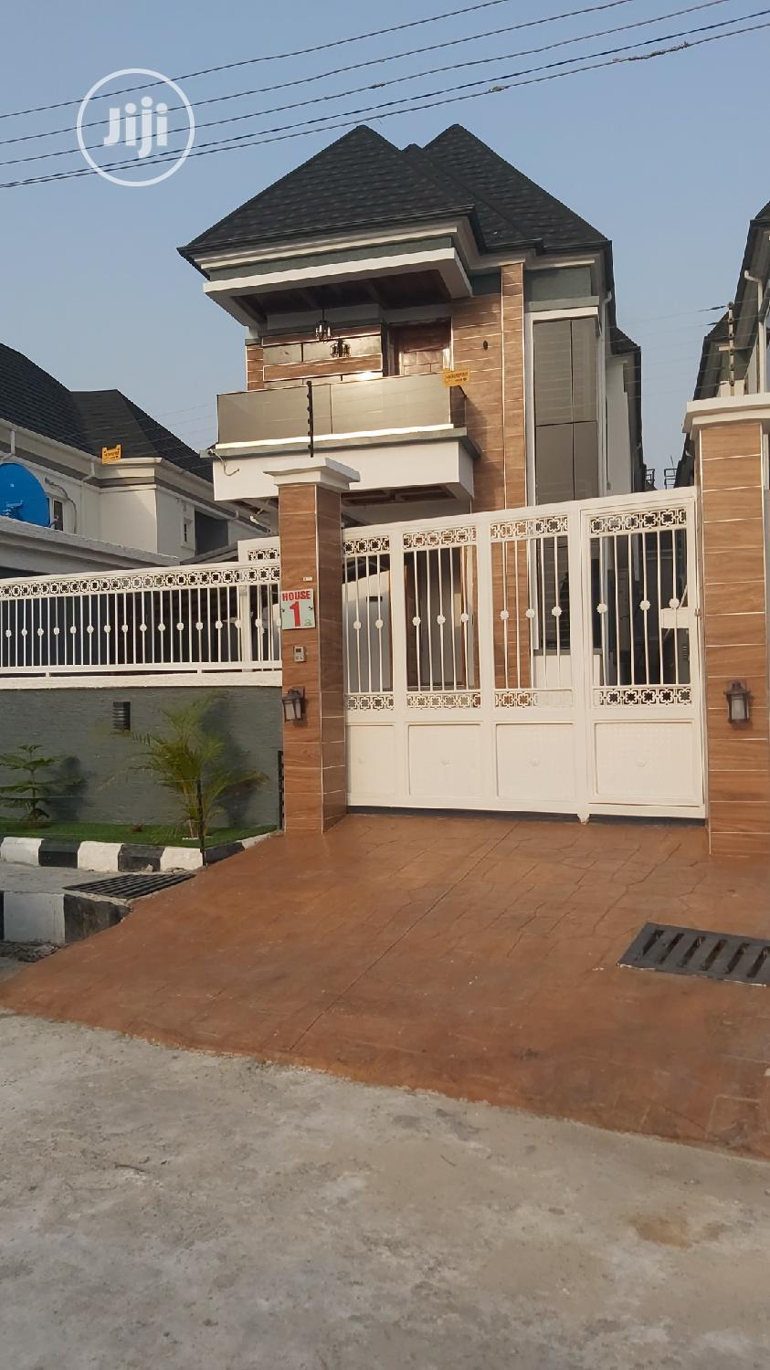 Masterpiece 5bedroom Fully Detached Duplex | Houses & Apartments For Sale for sale in Lekki Phase 1, Lagos State, Nigeria