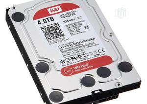 4tb Red Nas HDD | Computer Hardware for sale in Lagos State, Ikeja