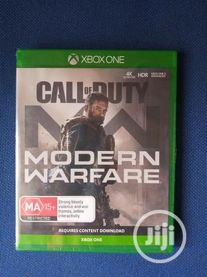 Xbox One Call of Duty Modern Warfare   Video Games for sale in Lagos State, Ikeja