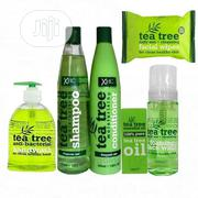 Tea Tree Pure Tea Tree Set Of Shampoo, Conditioner, Essential Oilset | Hair Beauty for sale in Lagos State, Ojo