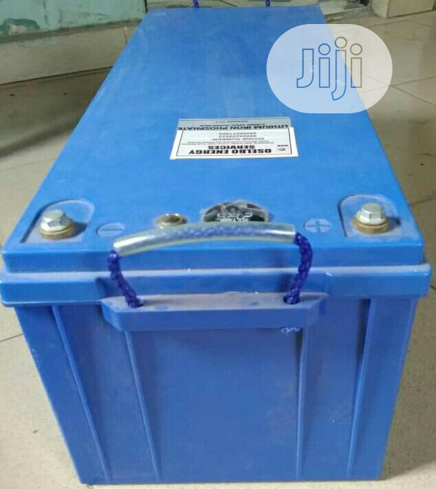 Archive: Lithium Ion Phosphate Battery