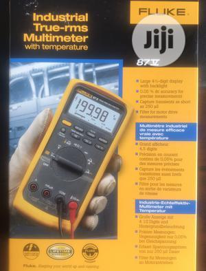 Fluke 87v Digital Multimeter | Measuring & Layout Tools for sale in Kano State, Fagge