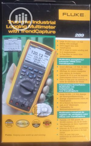 Fluke 289 True-rms Industrial Logging Multimeter | Measuring & Layout Tools for sale in Kano State, Fagge