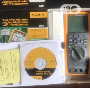 Fluke 289 Industrial Digital Multimeter | Measuring & Layout Tools for sale in Lagos State, Lagos Island (Eko)