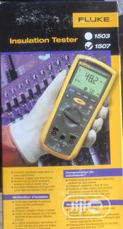 Fluke 1507 Insulation Tester 1kv | Measuring & Layout Tools for sale in Kano State, Fagge