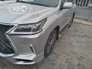 Lexus LX 570 2010 Base Silver   Cars for sale in Lagos State, Ikeja