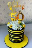 50th Birthday Cake | Party, Catering & Event Services for sale in Agboyi/Ketu, Lagos State, Nigeria