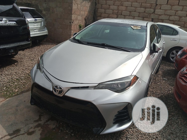 Toyota Corolla 2017 Silver   Cars for sale in Ibadan, Oyo State, Nigeria