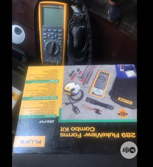 Fluke 289 Digital Multimeter Flukeview Forms Combo Kit | Measuring & Layout Tools for sale in Lagos State, Lagos Island (Eko)