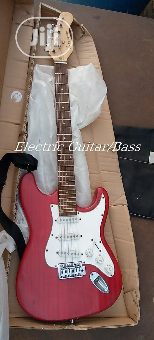 Archive: Electric Lead Guitar